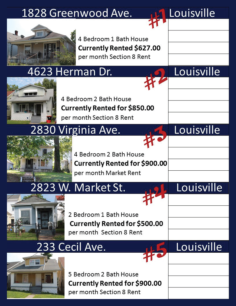 Metro Louisville Real Estate Investors Auction Re-Max Group Auctioneers_Page_02