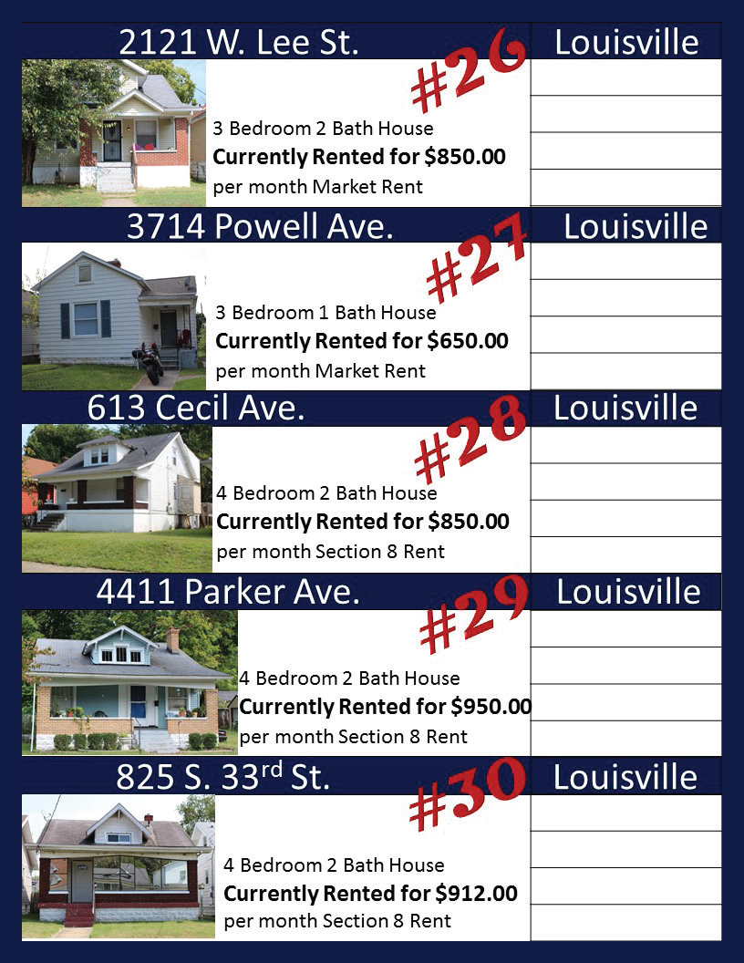 Metro Louisville Real Estate Investors Auction Re-Max Group Auctioneers_Page_07