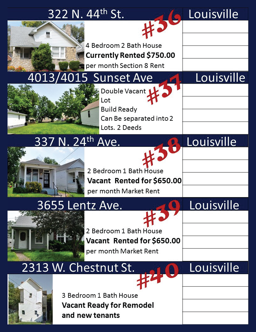 Metro Louisville Real Estate Investors Auction Re-Max Group Auctioneers_Page_09