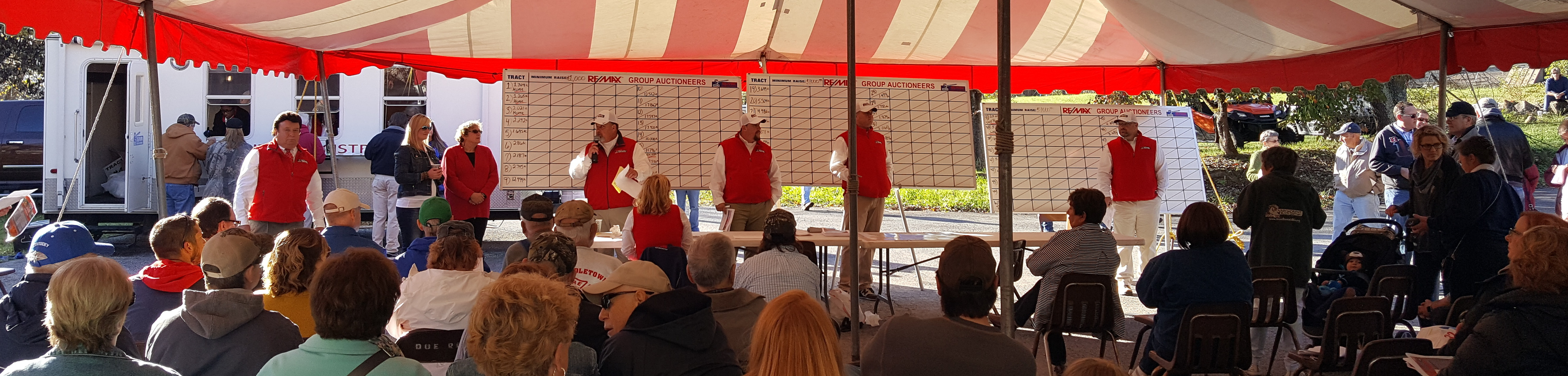 Our Team of Auctioneers