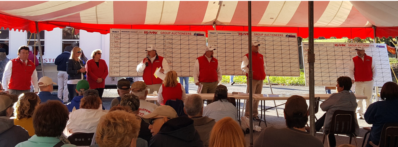RE/MAX GROUP AUCTIONEERS
