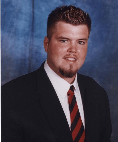 Blake Bramblett Apprentice Auctioneer