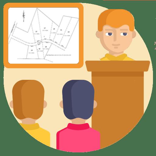 multi-par auction process