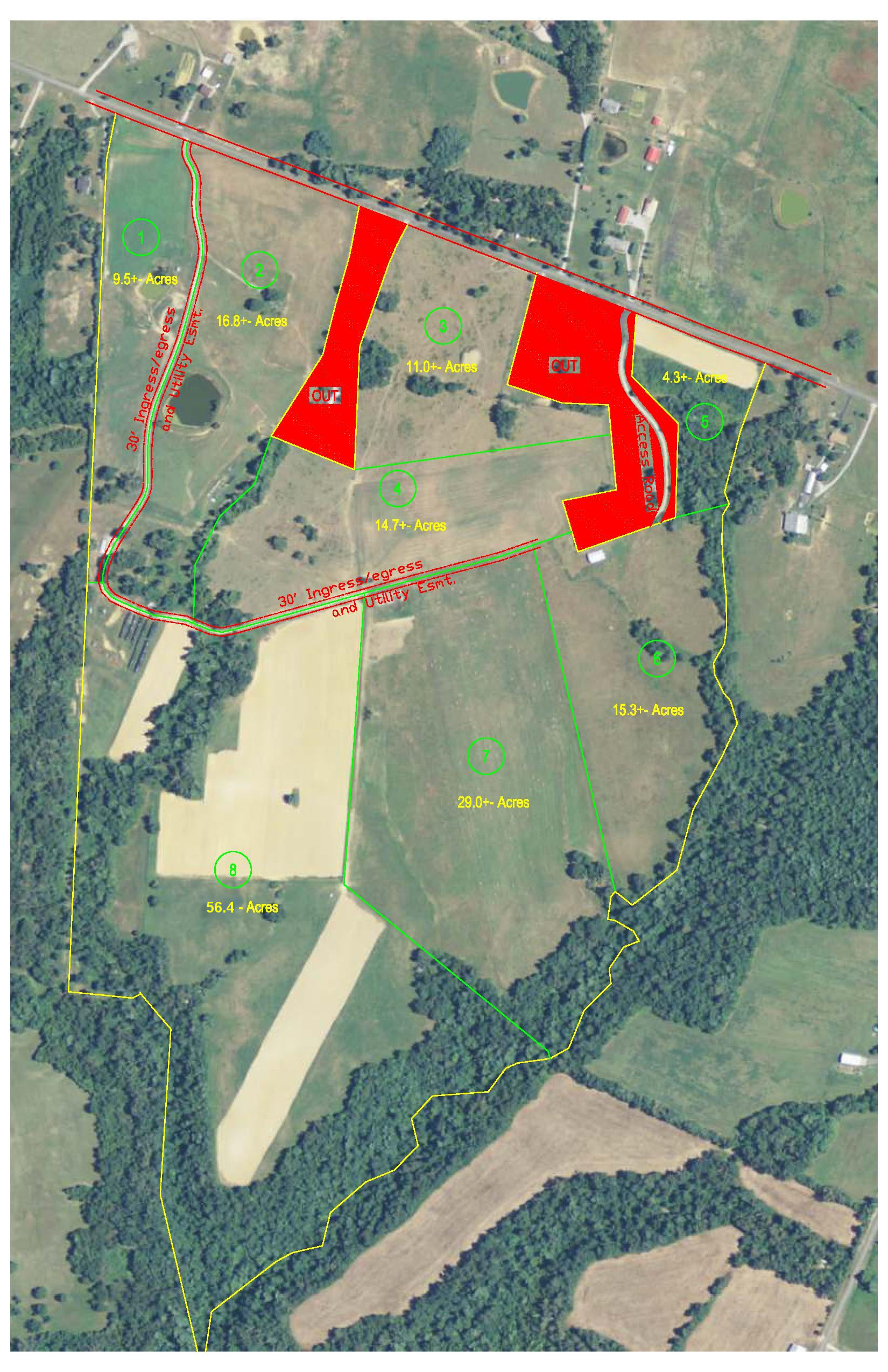Absolute Auction | 156± Acres  | Saturday April 21st | 11:00am EST
