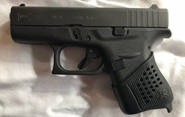 Glock 42 380cal
