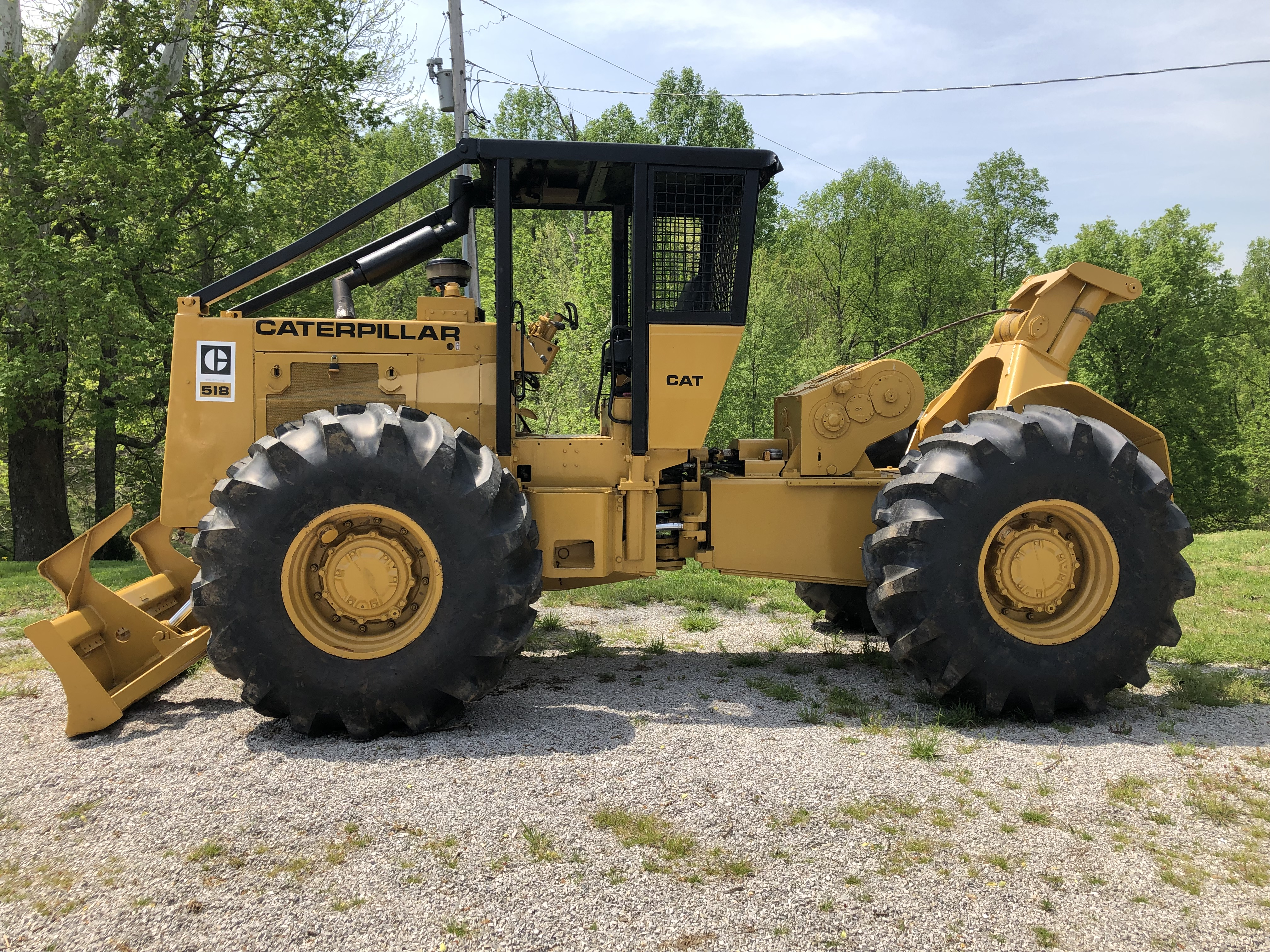 Mike Russell Bluegrass Logging n Sawmill Retirement Auction | Saturday June 1st | 10:00 am EST