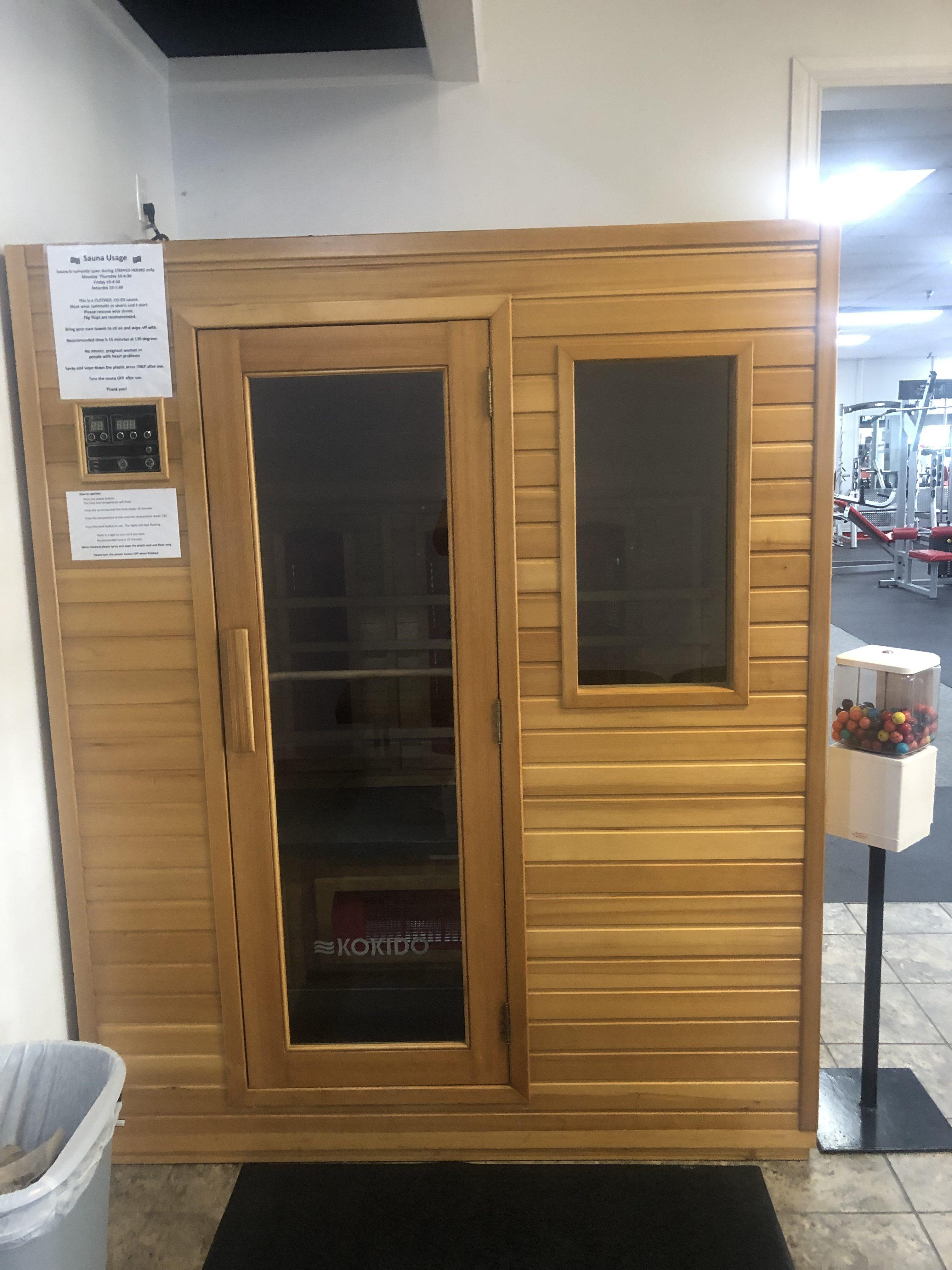 Sauna Auction