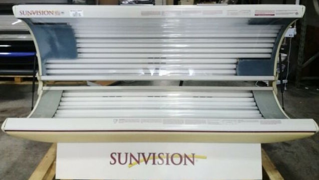 Tanning Bed Auction
