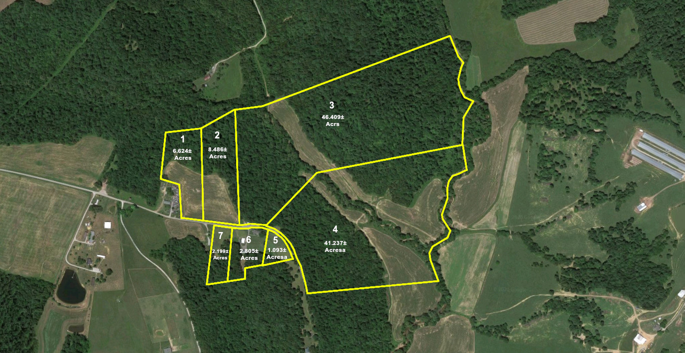 Auction   1047 Phelps Johnson Rd   Saturday, July 25th   10:00 am CDT